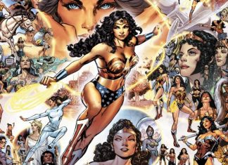Actrices Wonder Woman