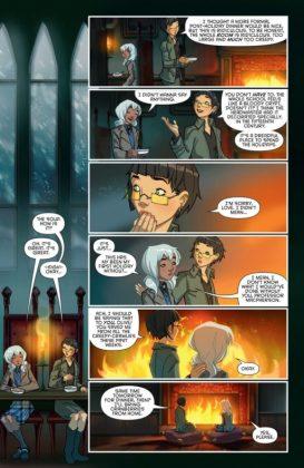 Gotham Academy Second Semester Página interior (2)