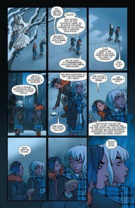 Gotham Academy Second Semester Página interior (6)