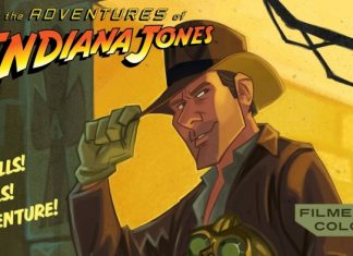 Indiana Jones animación