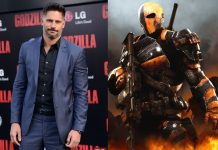 Joe Manganiello - Deathstroke