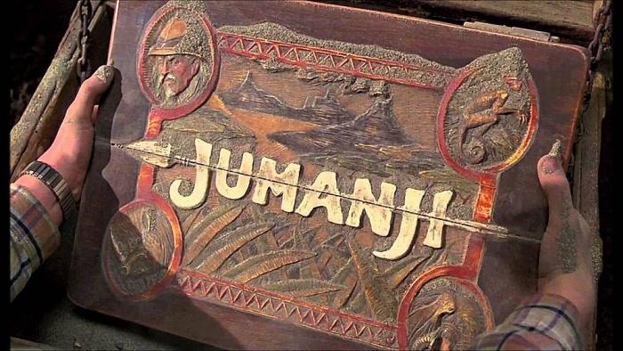 'Jumanji' 2017