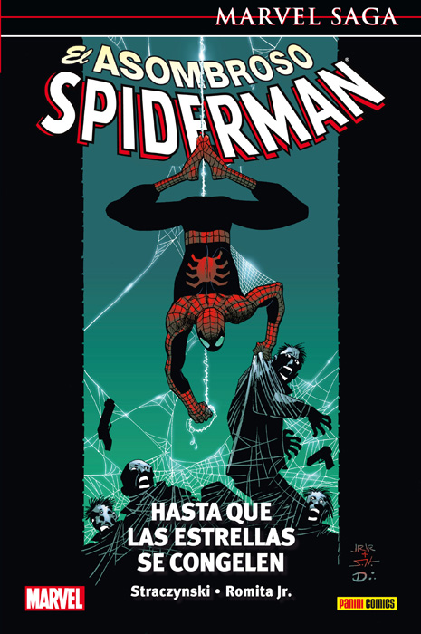 Marvel Saga Spiderman 02