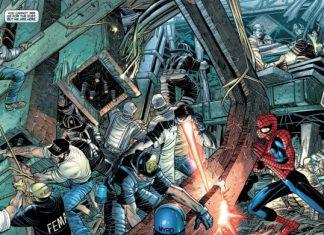 Marvel Saga Spiderman 2