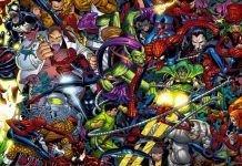 Marvel Saga Spiderman Feliz Cumpleaños
