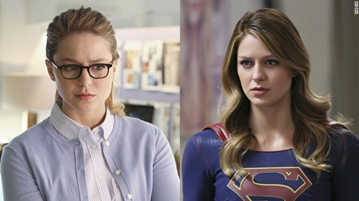 Melissa Benoist como Kara Danvers (Supergirl)