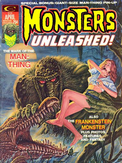 Monsters Unleashed '70