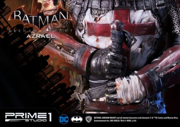 Prime 1 Studio Azrael Batman Arkham Knight (1)
