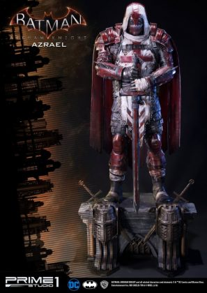 Prime 1 Studio Azrael Batman Arkham Knight (10)