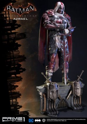 Prime 1 Studio Azrael Batman Arkham Knight (11)