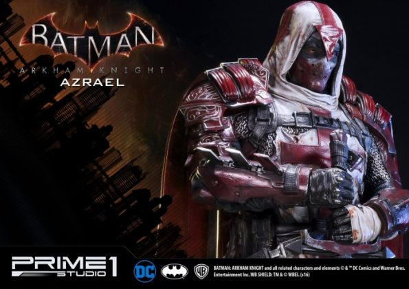 Prime 1 Studio Azrael Batman Arkham Knight (12)