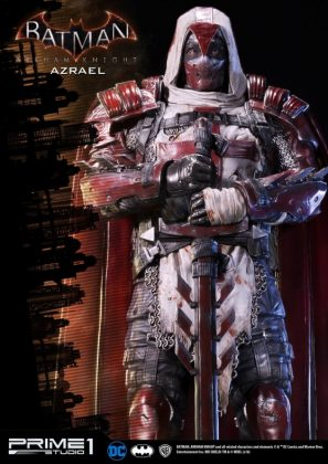 Prime 1 Studio Azrael Batman Arkham Knight (14)