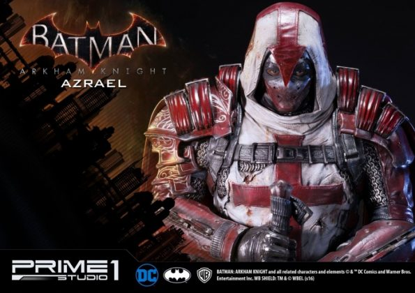 Prime 1 Studio Azrael Batman Arkham Knight (15)