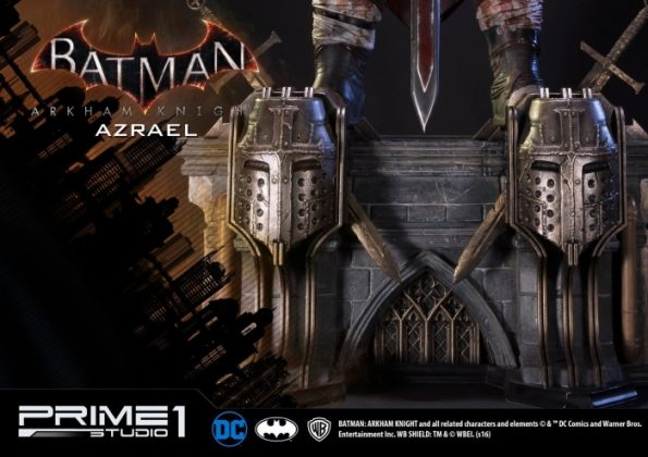 Prime 1 Studio Azrael Batman Arkham Knight (16)