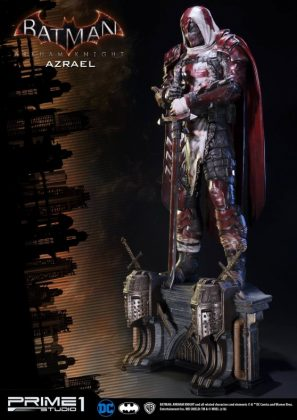 Prime 1 Studio Azrael Batman Arkham Knight (2)