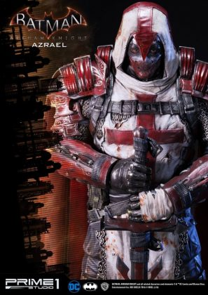 Prime 1 Studio Azrael Batman Arkham Knight (3)