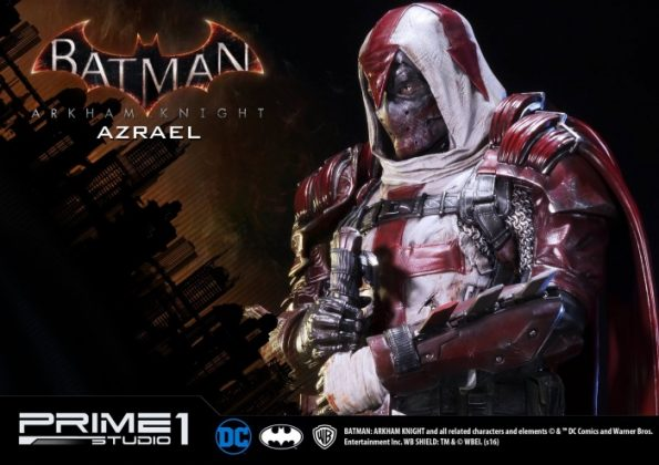 Prime 1 Studio Azrael Batman Arkham Knight (4)