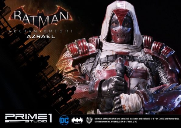 Prime 1 Studio Azrael Batman Arkham Knight (5)
