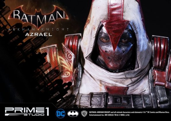 Prime 1 Studio Azrael Batman Arkham Knight (6)