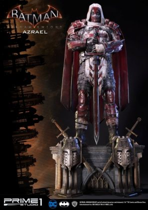 Prime 1 Studio Azrael Batman Arkham Knight (7)