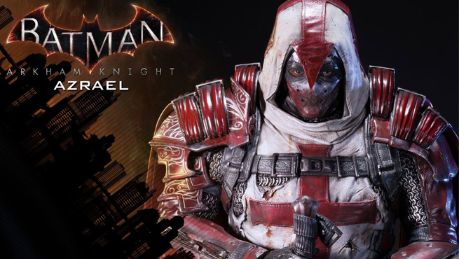 Prime 1 Studio Azrael Batman Arkham Knight Destacada
