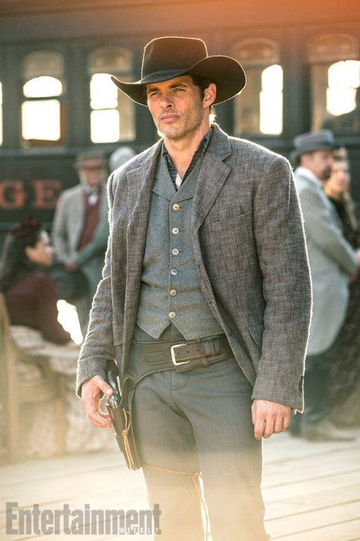 Westworld - James Marsden