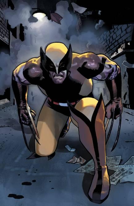 Wolverine Daniel Acuña