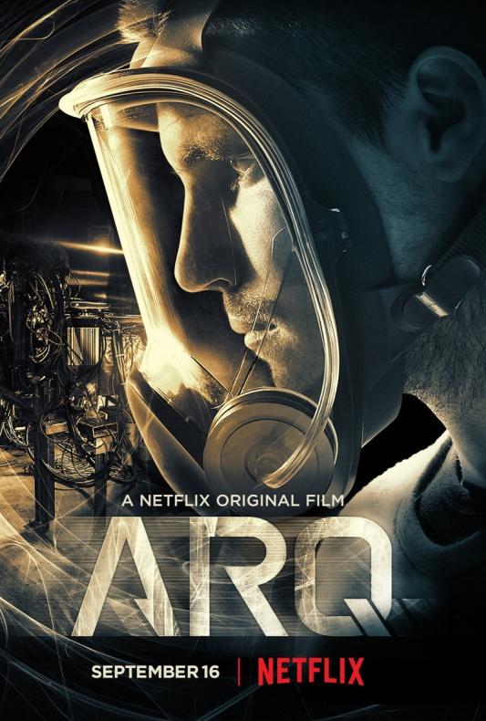 ARQ - póster