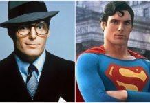 christopher reeve - superman - clark kent