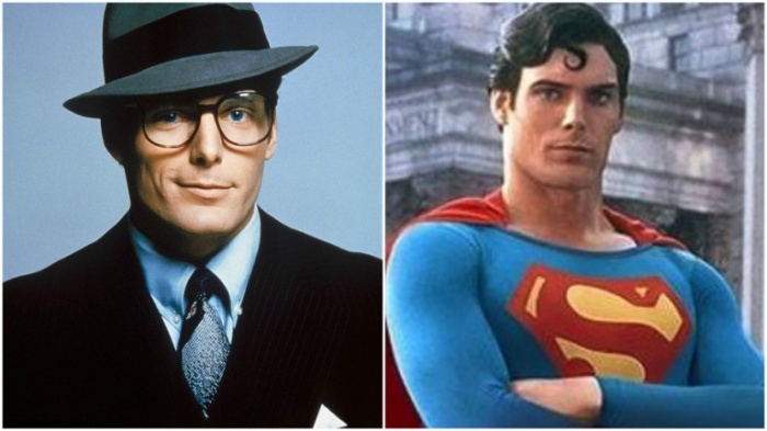 christopher reeve - superman - clark kent