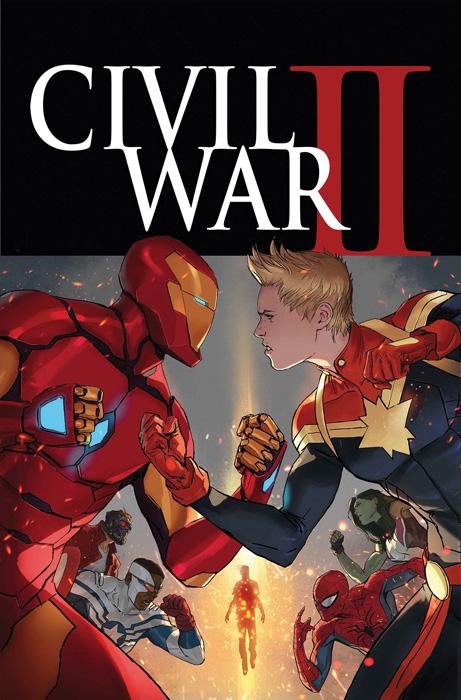 civil war ii panini