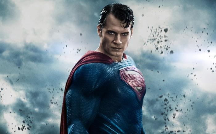 Superman del universo DC Justice League