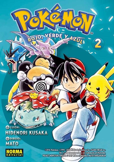 pokemon-rojo-verde-azul-2-norma-editorial-resena-critica-opinion