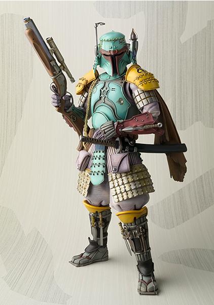 star wars samurai 6