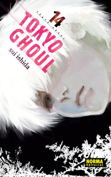 tokyo ghoul 14