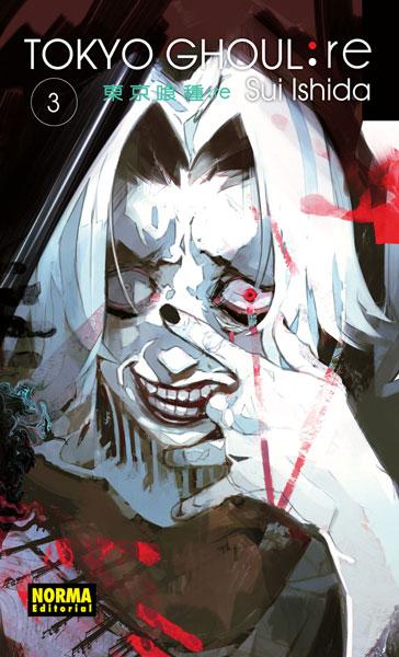 tokyo ghoul re 3