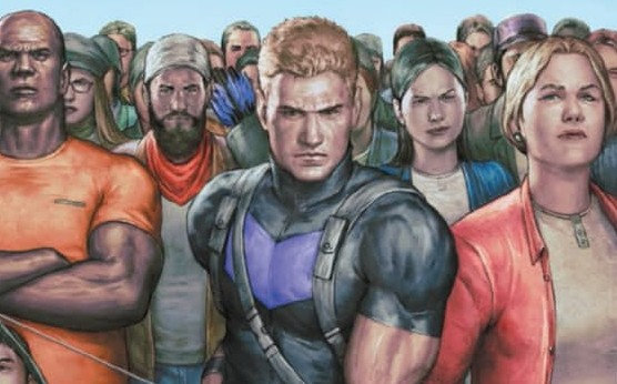 Occupy Avengers Destacada