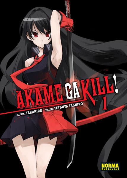 Akame portada 1