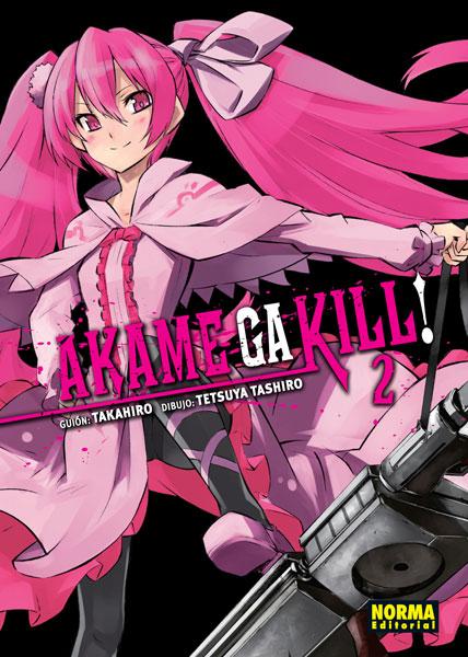 Akame portada 2