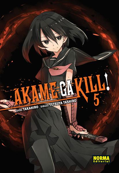 Akame portada 5