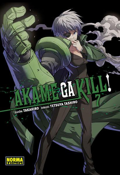 Akame portada 7