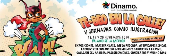banner Te-Beo en la calle - Córdoba