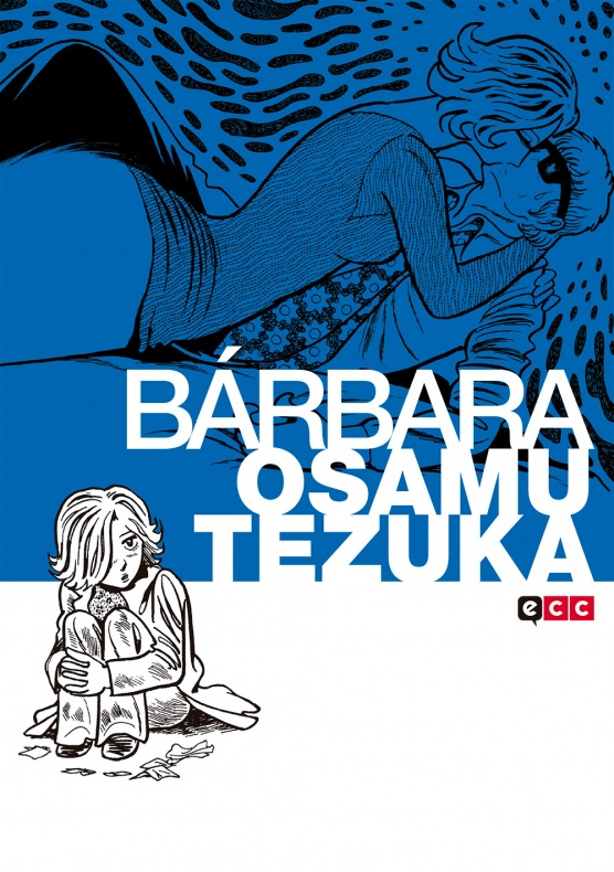 Barbara osamu tezuka ecc ediciones
