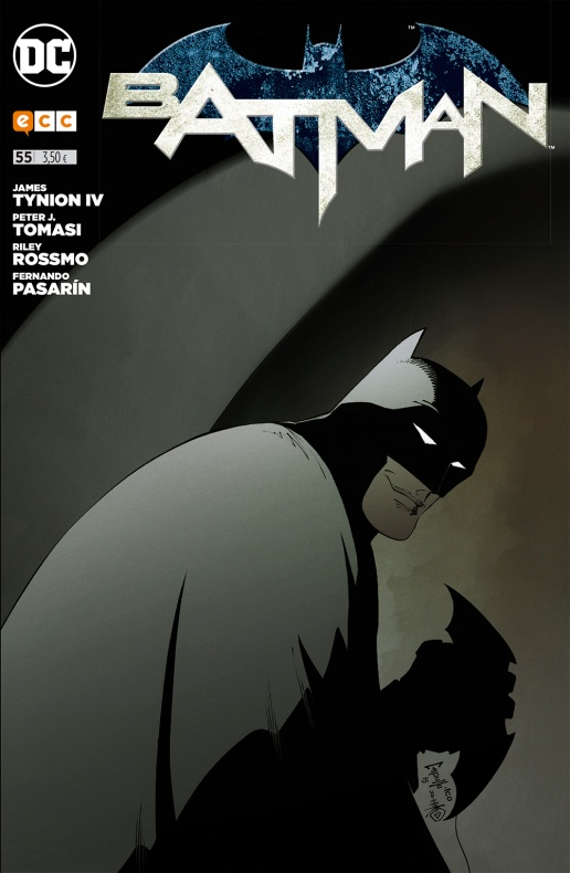 Batman 55 ecc ediciones