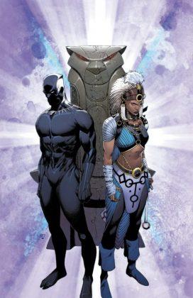 Black Panther World of Wakanda 1 Pham Divided We Stand Variant