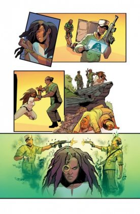 Black Panther World of Wakanda 1 Preview 3