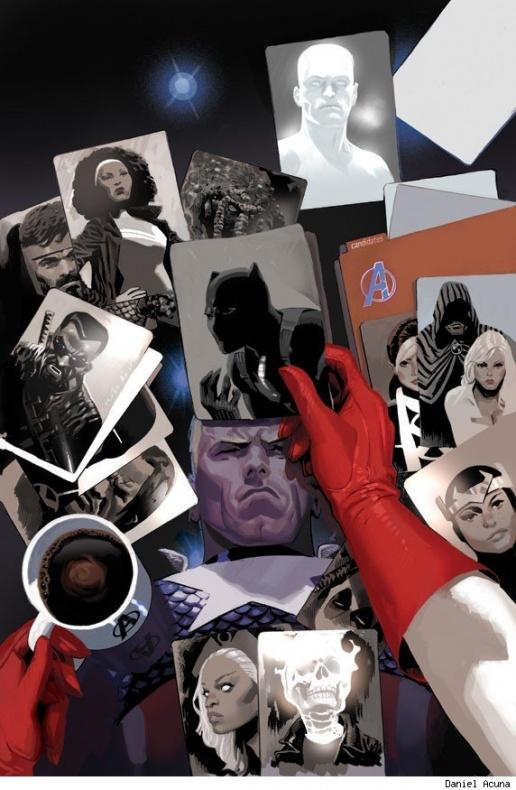 Daniel Acuña - Avengers 18