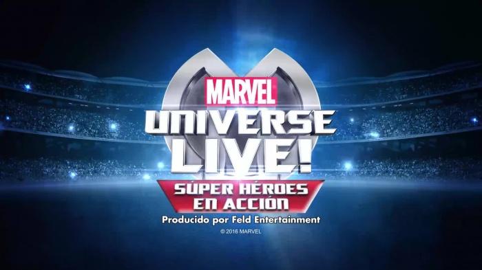 Marvel Universe Live! - destacada