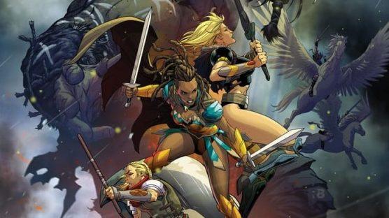 Odyssey of the Amazons Destacada