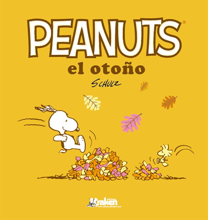 Peanuts. El otoño